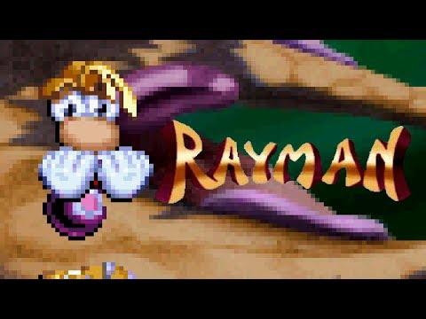 Childhood Trauma: The Game - RAYMAN (PS1) - Part 1 - LIVE 🔴