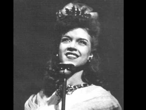 ELLA MAE MORSE ~ TAKE CARE OF YOU FOR ME ~ 1944