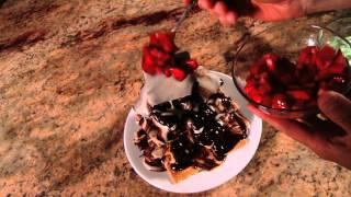S'mores Nacho Recipe (phantom Gourmet)