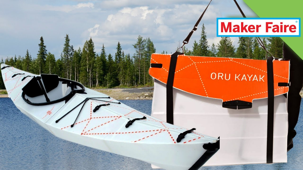 Kayak That Folds Into A Suitcase
