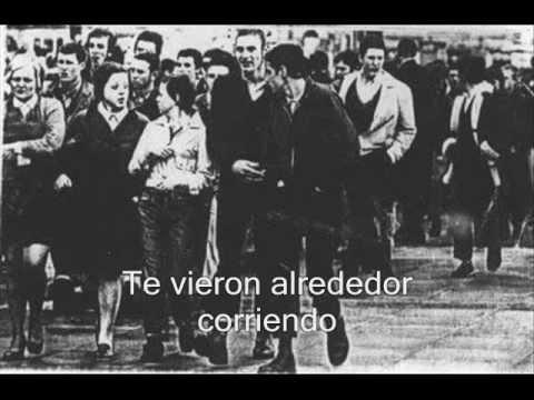 The Paragons - left with a broken heart (subtitulos en español)