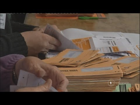 Close results expected in special votes