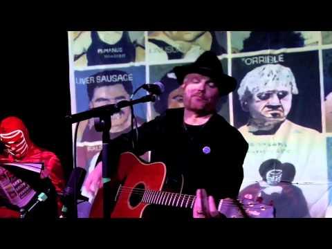 Luke Haines - Big Daddy Got A Casio VL-Tone - The Lexington, London, 24 April 2012