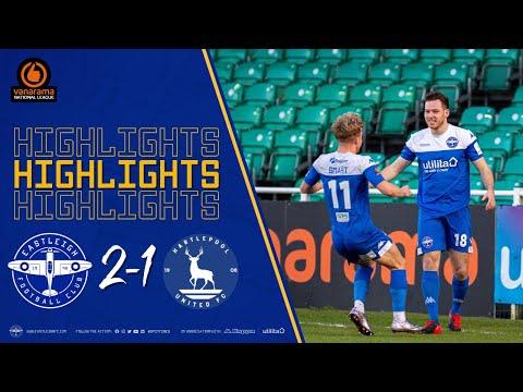 Eastleigh Hartlepool Goals And Highlights