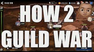 Guild War Tips & Tricks: Epic Seven