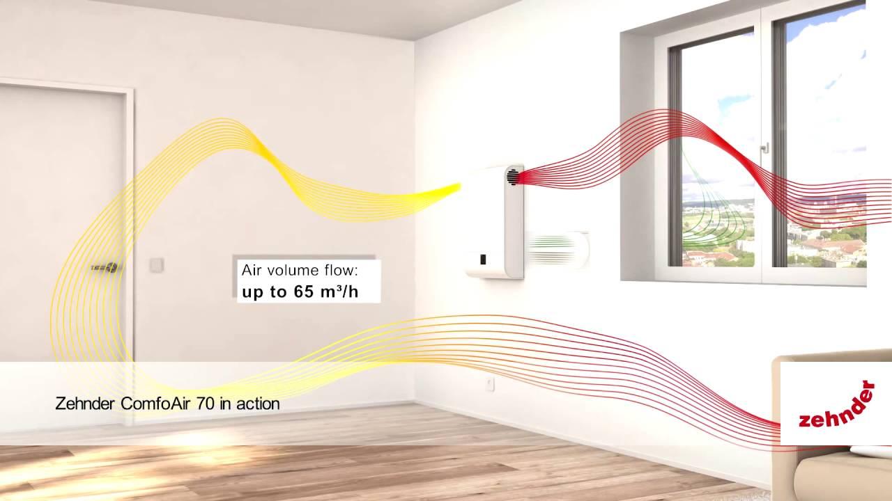 Como eliminar humedades por condensación: Instalando un ventilador con  recuperador