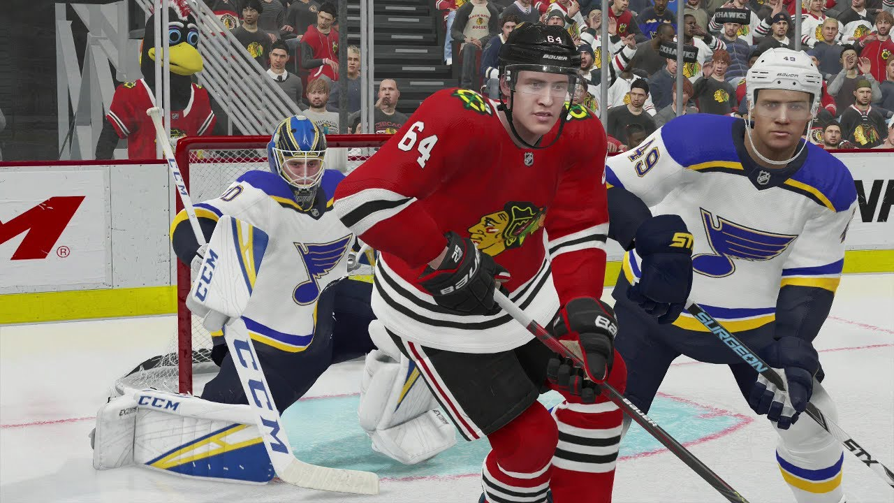 Download NHL Live 7/29 - Chicago Blackhawks vs St Louis Blues Full Game Highlights | NHL Today (NHL 20)