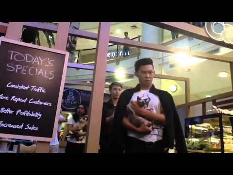 Cat crazy& Charity 2014 @ Central PIaza Rama3