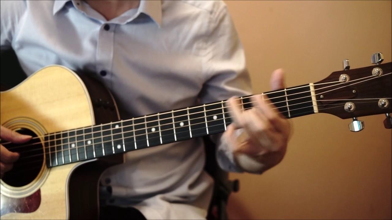Lasse Lindh Hush Chord Melody Acoustic