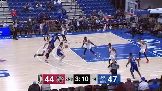Justin Patton Blue Coats Highlights vs Erie 2/11/19