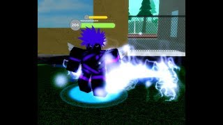 SHOWCASING ALL WEAPONS IN ESPER ONLINE | ROBLOX RELEASED MOB PSYCHO 100 GAME.