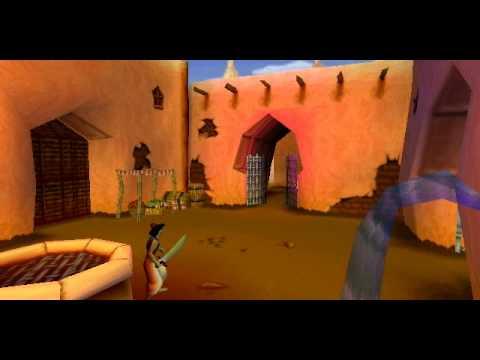 Прохождение игры Алладин месть Назиры часть 1