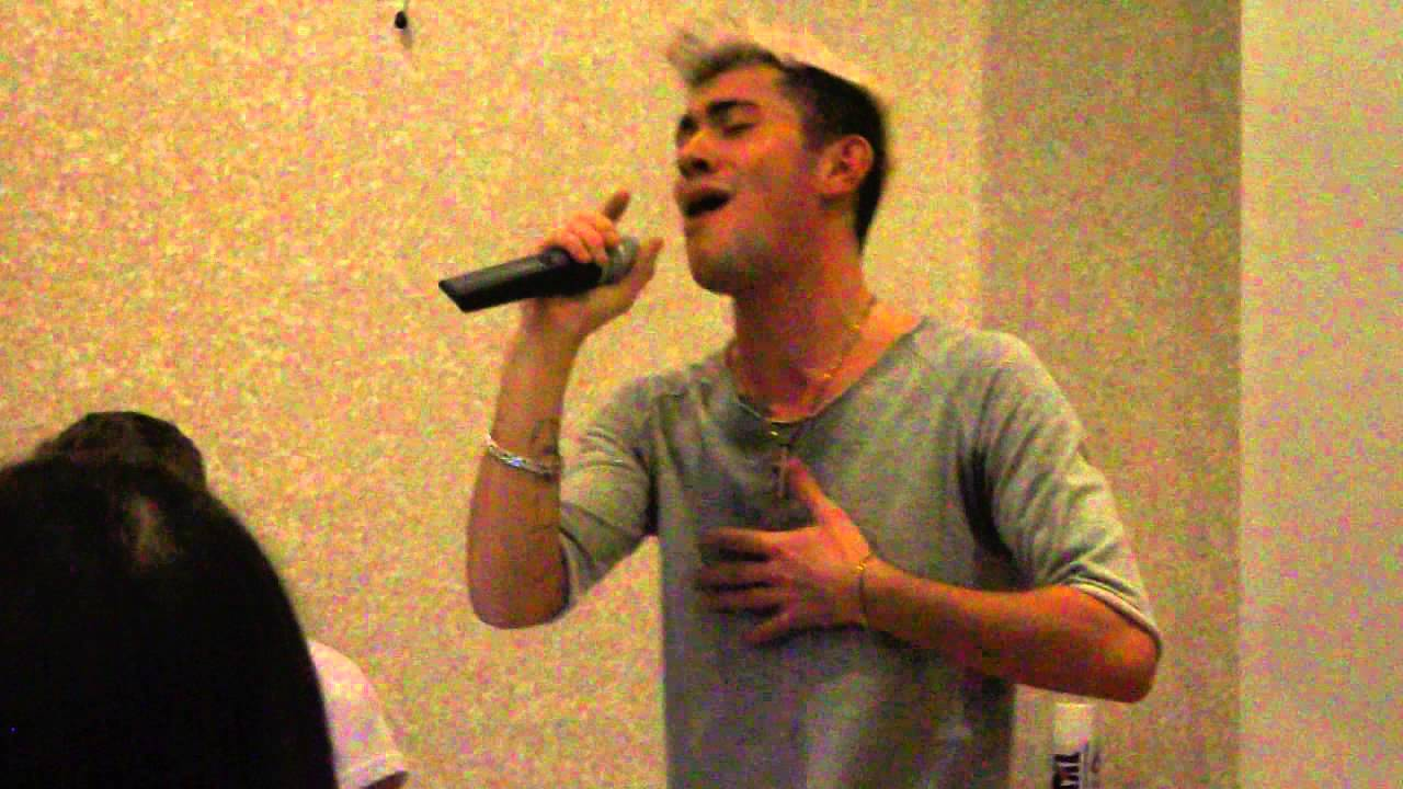 Daniele Negroni Live Beim WZK