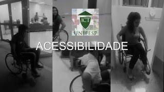 Acessibilidade - ICT/Unifesp
