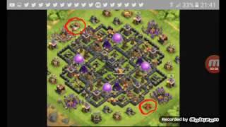 Gut oder schlecht?! #001Basen zeigen Clash of Clans/deutscher gamer
