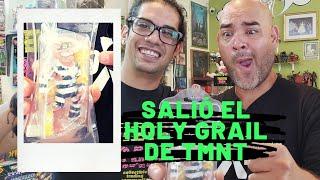 SALIÓ EL HOLY GRAIL DE TMNT SCRATCH HOT SPOT TYRANNO SHREDDER TWISTED BRAIN CHIHUAHUA VINTAGE TOYS