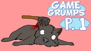 Game Grumps Animated - Dairy Queen In 1942 - Part 1