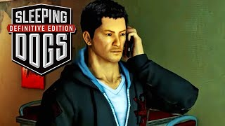 Sleeping Dogs: Definitive Edition - Gameplay Walkthrough - Mission #8: Arrested Supplier