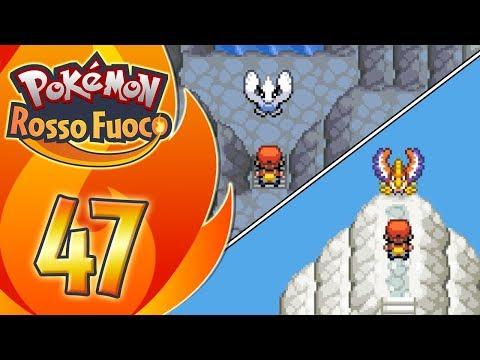 Pokemon Rosso Fuoco ITA [Parte 47 - Lugia E Ho-Oh]