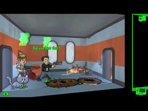 Fallout Shelter: Thanksgiving Quest Part 2