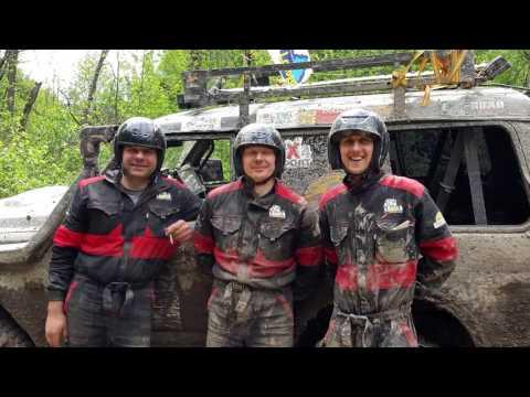 4x4 Pasvalys team - Ladoga 2017 - II vietos šturmas