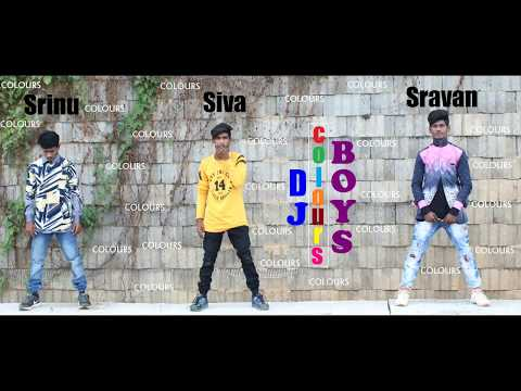 Jr NTR's Tring Tring song | Jai Lava Kusa | Dance Video by Colours Munna