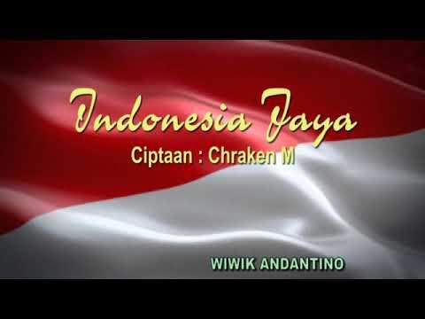 Download notasi & lyric lagu indonesia jaya partitur not angka.