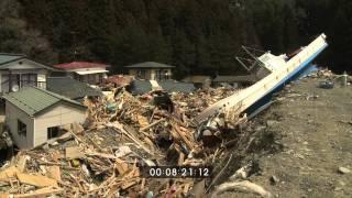 Japan Tsunami Aftermath Worst Hit Areas, Onagawa and Shizugawa - Full HD Screener Part 3 thumbnail
