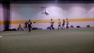 2017 02 10 Friday Night Soccer Dom's Team