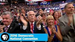 2016 Democratic National Convention | Promo | PBS