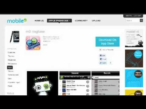 A Different App Store - mobile9