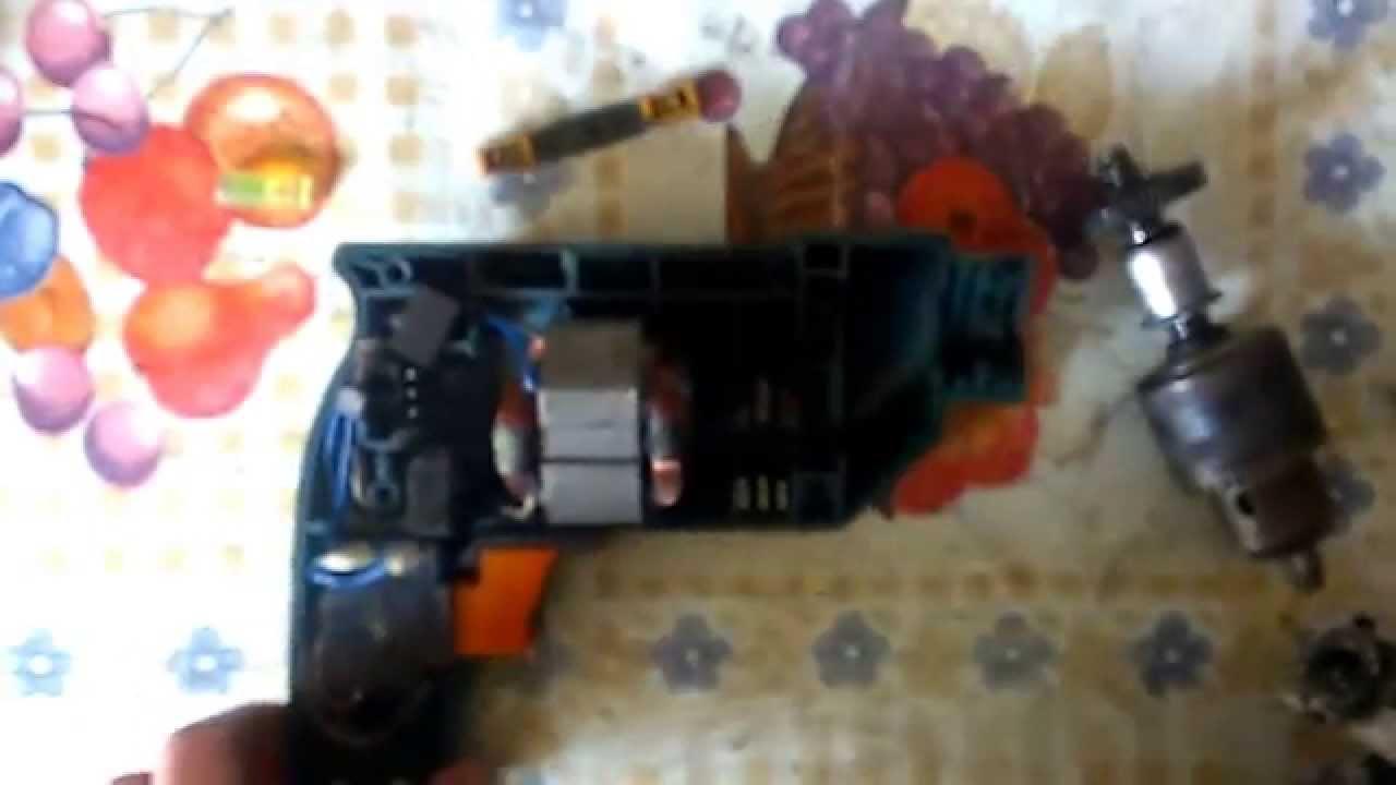 Ремонт ударной дрели своими руками фото 807