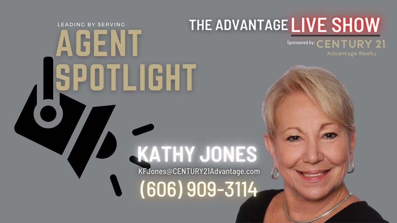 Agent Spotlight Kathy Jones with CENTURY 21 Advantage Realty - London, Kentucky