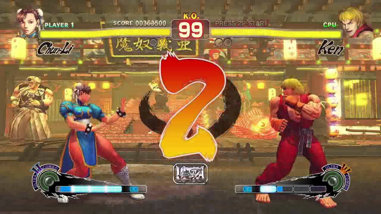 super street fighter 4 arcade edition xbox 360 combos
