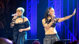 "TLC: ""Unpretty"" & ""Damaged"" - VH1 Super Bowl Blitz - New York, NY 1/30/14"