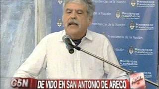 C5N - POLITICA: DE VIDO EN SAN ANTONIO DE ARECO