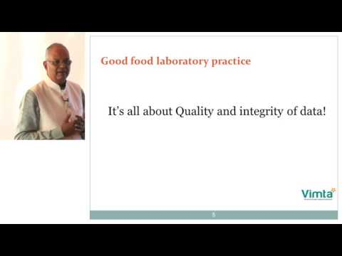 ILSI India: Role of Food Testing Laboratories for Assuring Food Safety in India (Dr. S P Vasireddi)