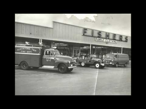"""Austintown Fire Department """"Old Trucks""""  Made by T.Neff"""
