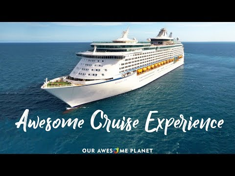 ROYAL CARIBBEAN: Awesome Experiences Onboard Voyager of the Seas!