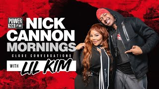 Lil Kim And Trina Reconnected Over Shared Heartbreak