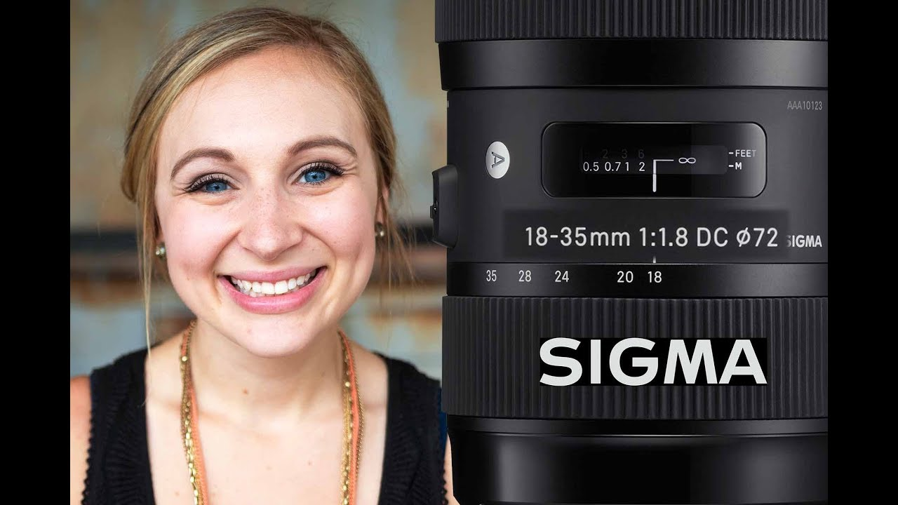 Sigma 18-35mm f/1.8 Review - YouTube