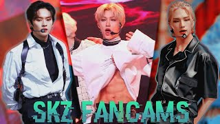 TOP3 Most Viewed STRAYKIDS Fancam in Each Song! - Solo Fancam Version [Patreon Choice]