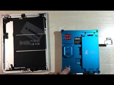 Apple iPad 4 Wi-Fi удаление iCloud