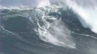 Crazy Big wave surfing and Wipe out at JAWS, Hawaii.
