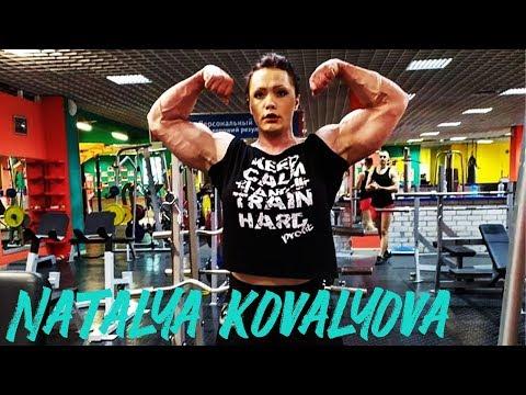IFBB PRO Russian Natalya Kovalyova | Female Bodybuilding
