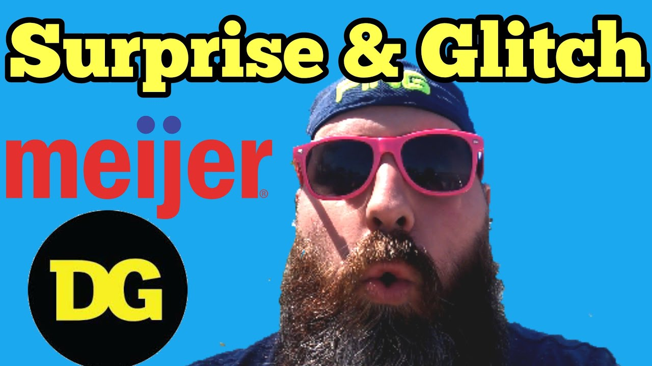 Dollar General Surprise Penny Items | Free Meijer Coupon Glitch