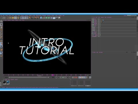 ➥Intro Tutorial (C4D) • Sync, Basics, Camera Etc. C4D Download in Desc + Free Lightroom & Mats!