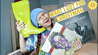 WHAT I GOT FOR CHRISTMAS 2017 | HAUL | MEGHAN HUGHES