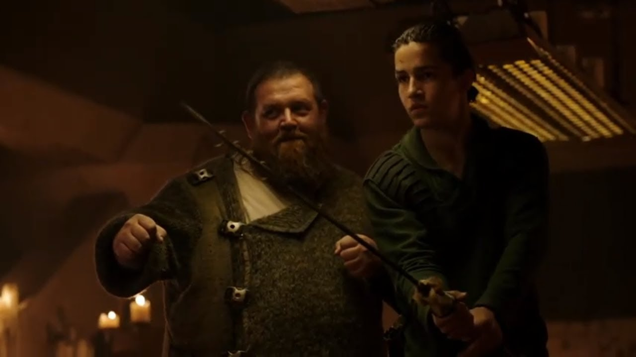 Download Welcome home Bajie | Into the badlands