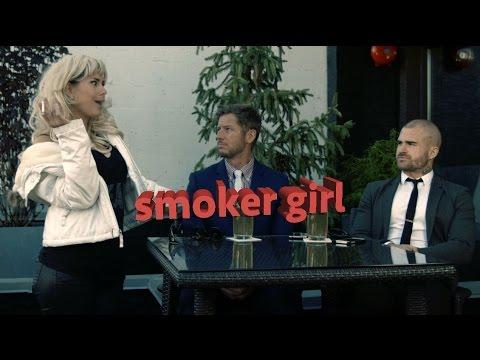 Smoker Girl